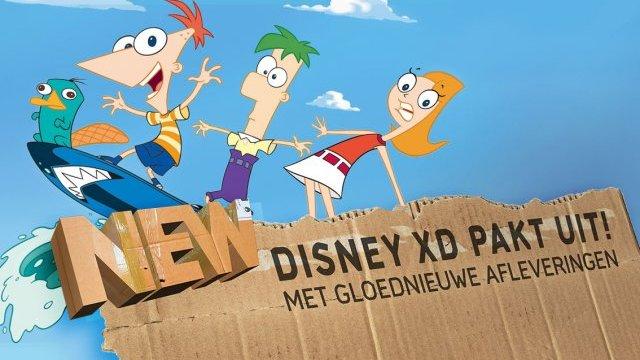Zendercampagne Disney XD