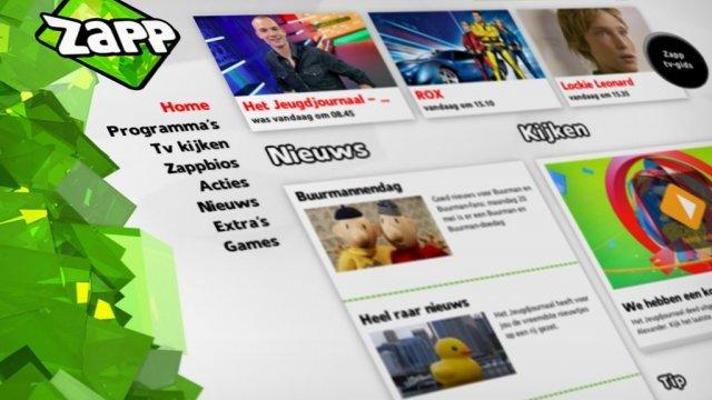 Zapp.nl wint prijs als beste kinderwebsite van Nederland