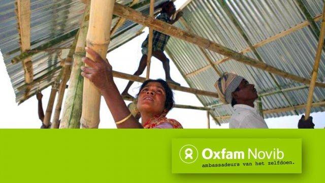 Terralemon bedrijvenambassadeur bij Oxfam Novib