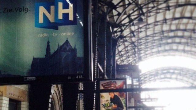 Ons portfolio op station Haarlem