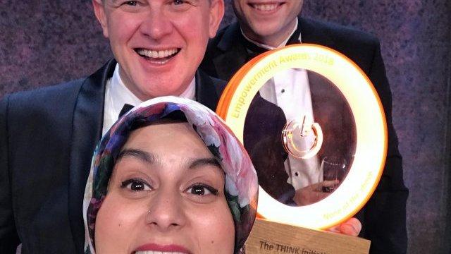ING Empowerment Award voor THINK website