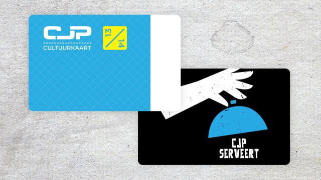 Afbeelding CJP Cultuurkaart en CJP Serveert