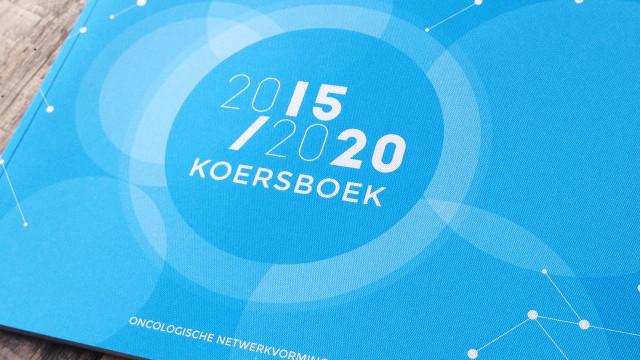 Afbeelding Koersboek Oncologie 2015-2020