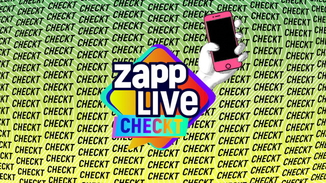 Afbeelding ZappLive checkt