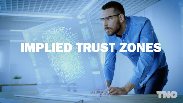 Afbeelding Smart Security - Implied Trustzones