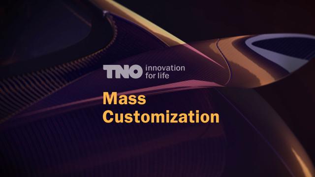 Afbeelding Het programma Mass Customization