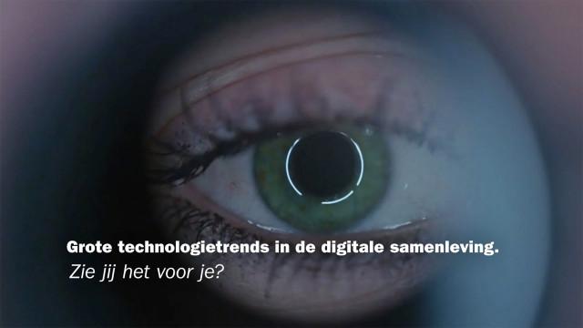 Afbeelding TNO campagne Digitale samenleving