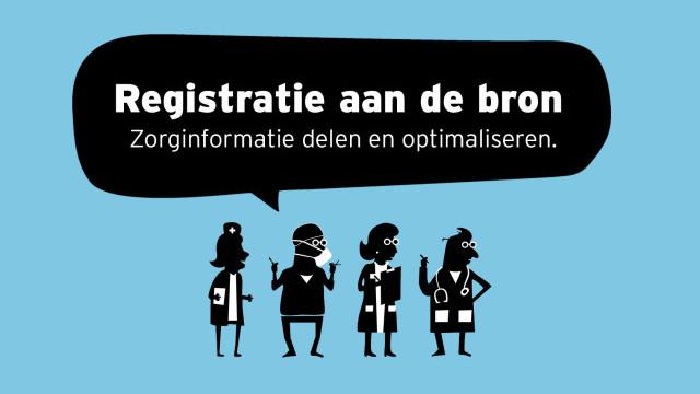 Afbeelding Registratie aan de bron