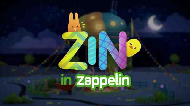 Afbeelding Zin in Zappelin